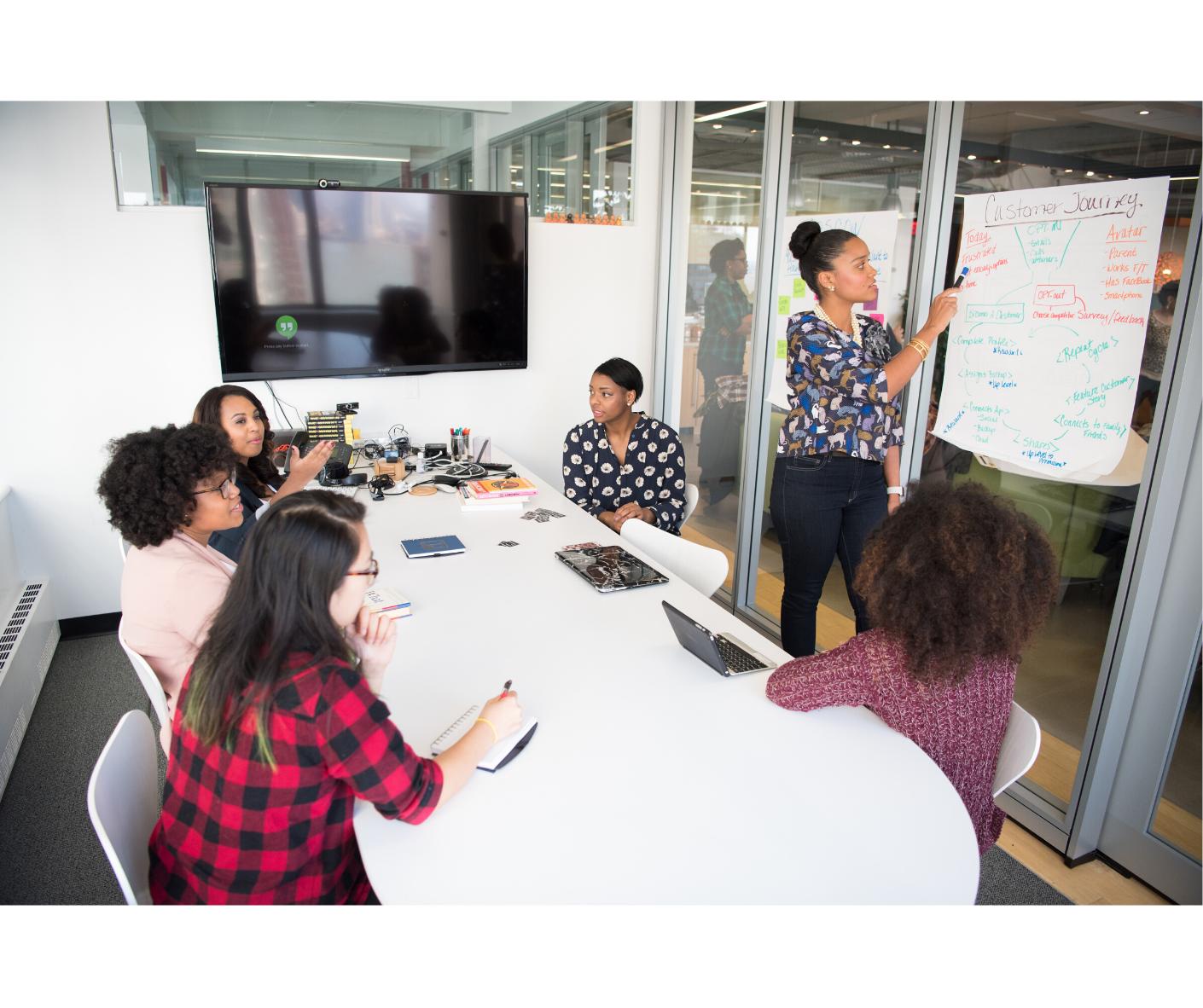 Brainstorming. La lluvia de ideas es un trabajo e equipo que fomenta la creatividad e innovación.