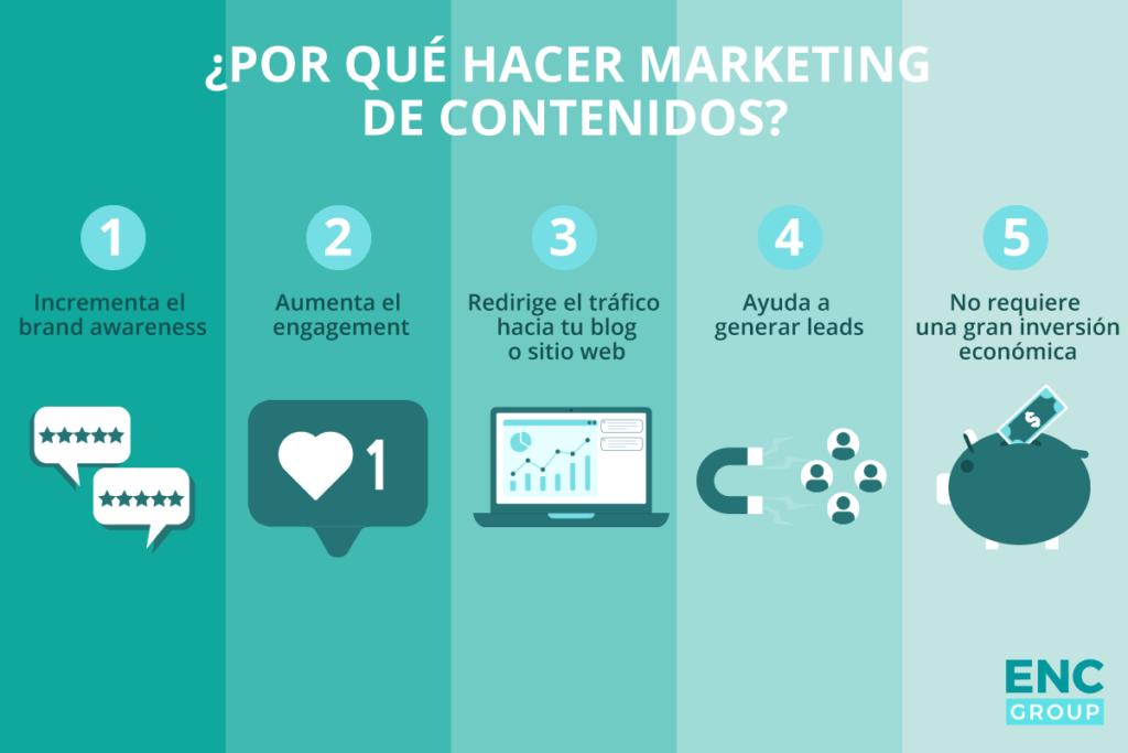 por que hacer marketing de contenidos
